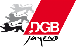 Logo DGB-Jugend klein