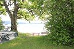 Blick auf das Ufer in Markelfingen