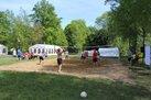 Volleyballfeld Markelfingen
