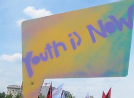 Youth is now Plakat